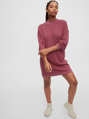 Gap Crewneck T-Shirt Dress in French Terry