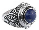 Lapis ROCK 'N ROSE Imelda Lazuli Poison Ring