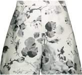 Zimmermann Havoc floral-print silk and cotton-blend shorts