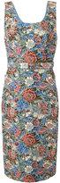Ermanno Scervino floral motif dress