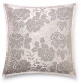 Ralph Lauren Annison Floral Embellished Silk Satin Pillow