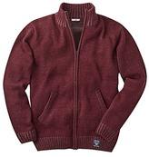 Joe Browns Wool Mix Zip Cardigan
