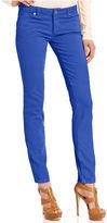 MICHAEL Michael Kors Jeans, Skinny Colored Denim