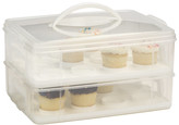 Container Store Snap 'n Stack Cupcake Carrier