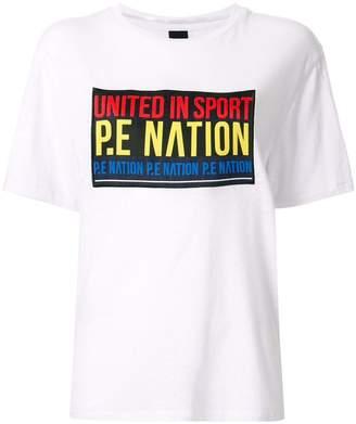 P.E Nation Extend crewneck T-shirt