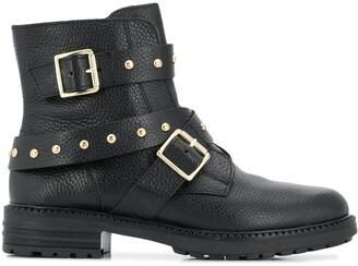 Kurt Geiger Stinger studded boots