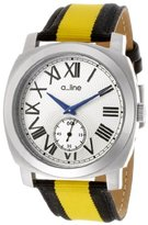 A Line a_line Women's AL-80023-02-YL-NS2 Pyar Analog Display Japanese Quartz Two Tone Watch