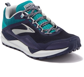 Brooks Cascadia 14 Trail Running Shoe - Wide Width Available