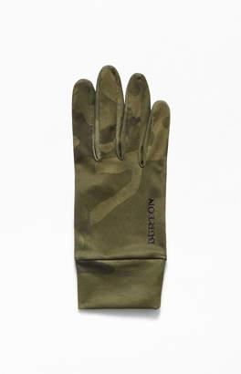 Burton Camo Touch Screen Liner Snow Gloves