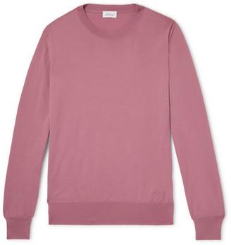 Brioni Slim-Fit Wool Sweater
