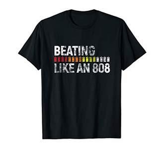 Drum Beating Like an 808 T-Shirt - Roland EDM Drum Machine