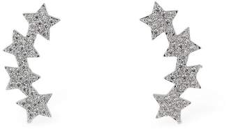 FEDERICA TOSI Multi Star Studs Earrings