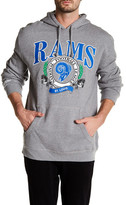 Mitchell & Ness NFL Rams Hooded Pullover