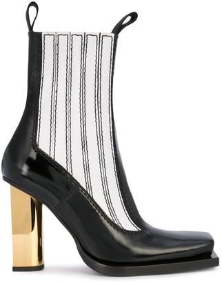 Proenza Schouler high heel Chelsea boots