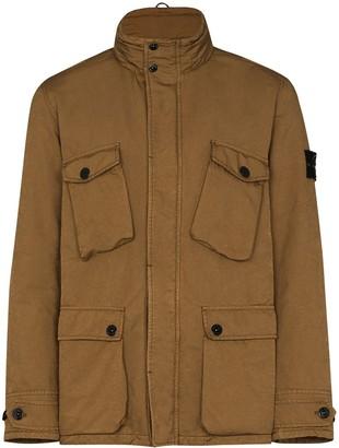 Stone Island Padded Military Jacket