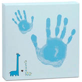 Pearhead Daddy & Me Canvas Kit - Blue