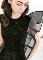 Noon By Noor Jodie Gown Black