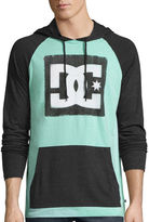 DC Co. Long-Sleeve Spray Hoodie Pullover