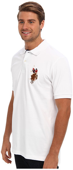 U.S. Polo Assn. Multicolor Horse Big Pony