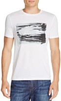 BOSS Tessler Brushstroke Graphic Tee