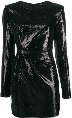 P.A.R.O.S.H. Sequin Mini Dress