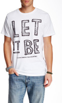 Junk Food Clothing Let It Be Tee