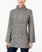 Charter Club Bell-Sleeve Tunic Sweater, Only at Macy's
