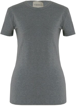 Rozenbroek Organic Bamboo T-Shirt In Grey