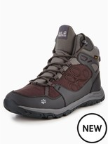 Jack Wolfskin Activate Texapore Mid - Grey