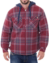Dickies Wine & Desert Plaid Quilted Jacket - Men & Tall