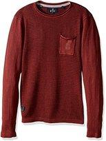 Buffalo David Bitton Men's Witty Long Sleeve Fashion Sweater