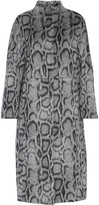 Elizabeth and James Balin Leopard-print Faux Fur Coat - Leopard print