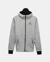 Jordan Shield Hoodie (Dark Grey | Heather | Black)