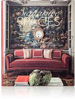 Abrams Books Signature Spaces: Well-Traveled Interiors