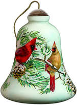 Precious Moments Birds Christmas Ornament