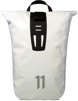 11 By Boris Bidjan Saberi White Velocity PR11 3M Backpack