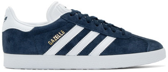 adidas Navy Gazelle Sneakers