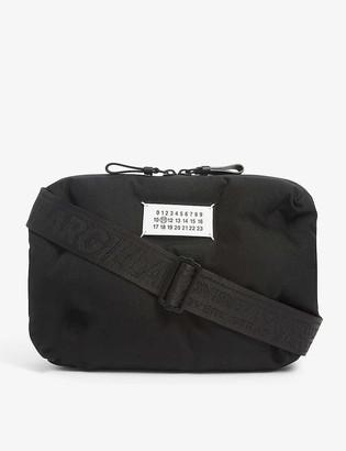 Maison Margiela Quilt quilted nylon crossbody bag