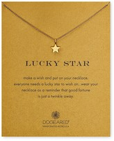 Dogeared Lucky Star Necklace, 18""