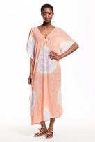 Cool Change Amalifi Hand Batik Dyed Caftan