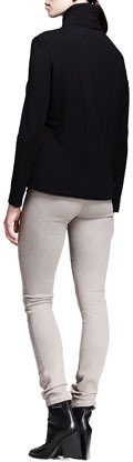 Helmut Lang HELMUT Gravel Denim Leggings