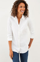 J. Jill Essential White Shirt