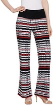 Women With Control Women with Control Petite Tummy Control Pleat Printed Wide Leg Pants