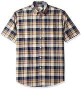 Pendleton Men's Short Sleeve Seaside Button Down Shirt