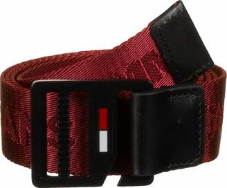 Tommy Jeans Men's TJM Webbing Belt 3.5 Winter Accessory Set