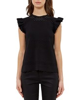 Ted Baker Jesile Cutwork Top