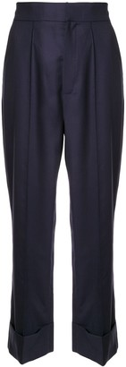 Dice Kayek Pleated Front Trousers