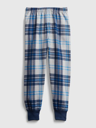 Gap Kids Flannel Pull-On PJ Joggers