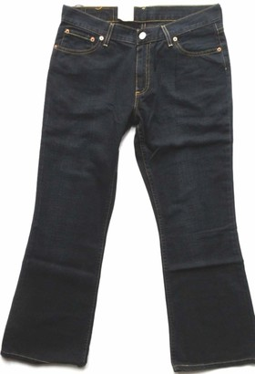 Levi's 529 Boot Cut Jeans New Vintage Woman Girls One Wash (26x32) Blue