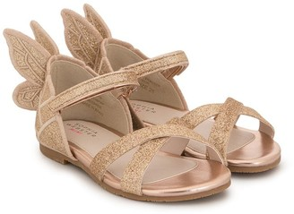 Sophia Webster Mini Chiara embroidery sandals